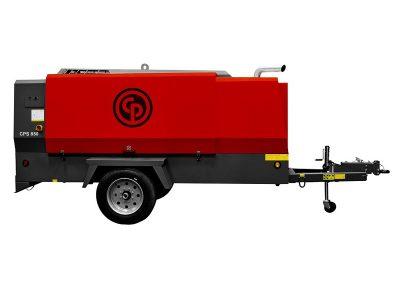 850 CFM Towable Air Compressor